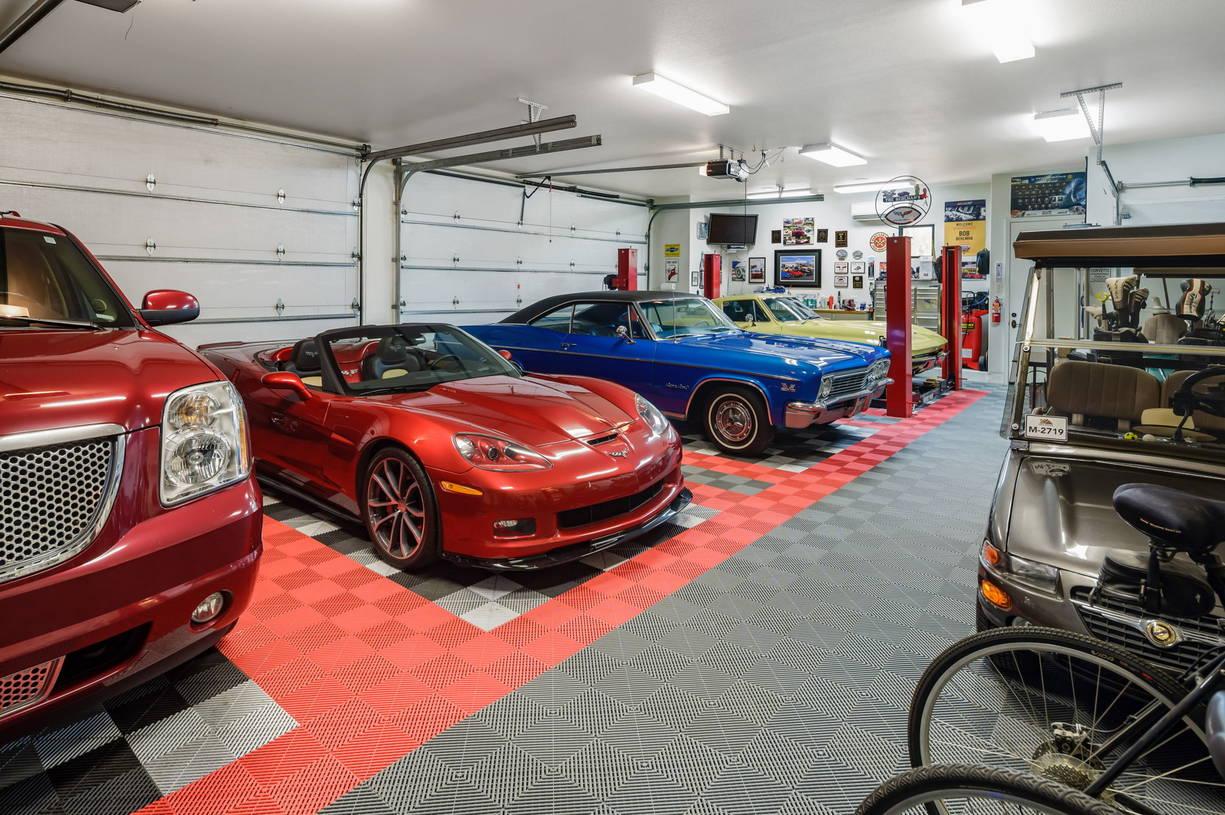 4 Car plus Garage