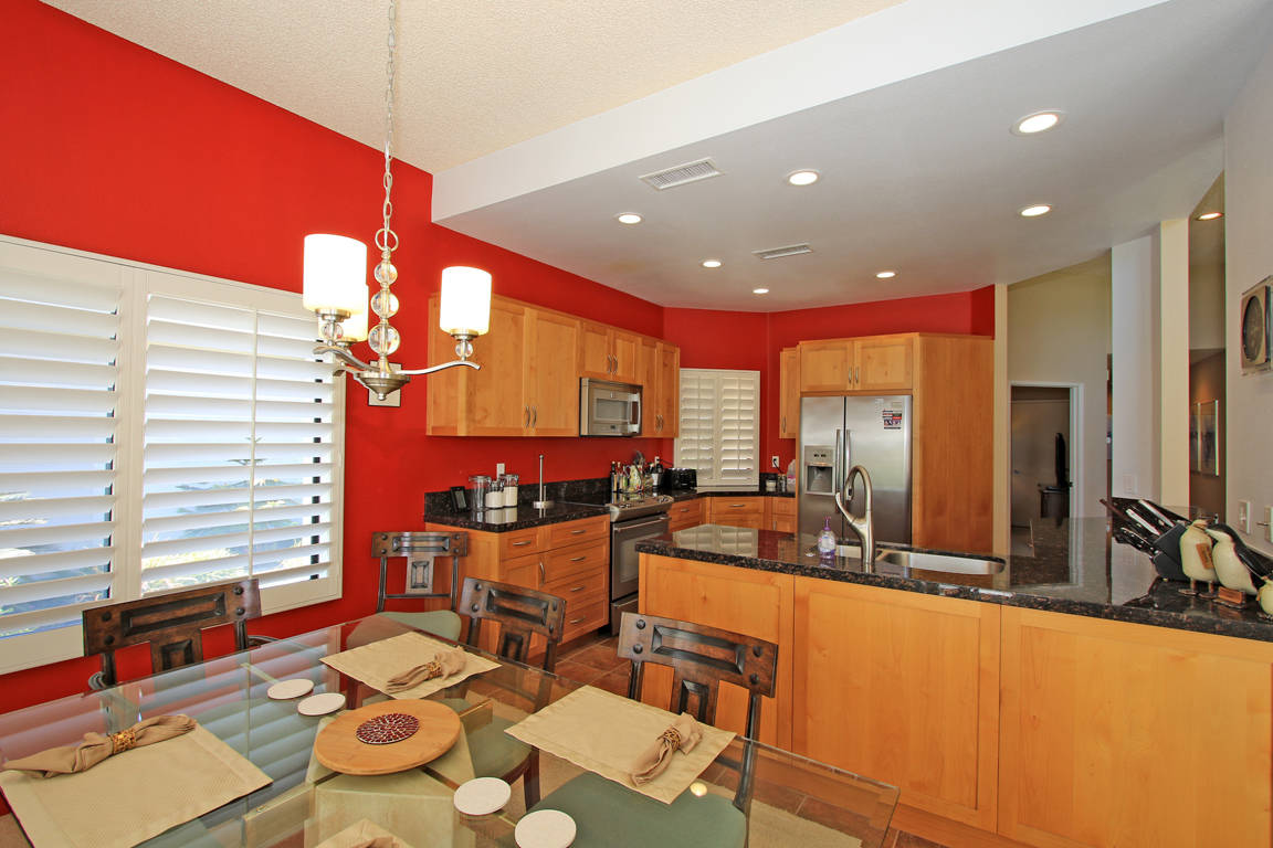 Dining Room to Kitchen