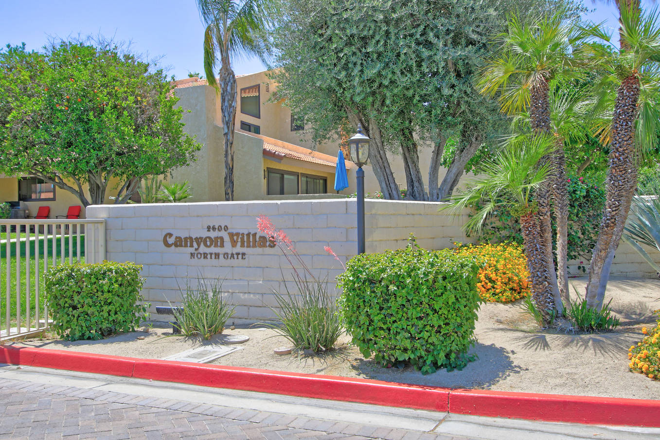 Welcome To Canyon Villas