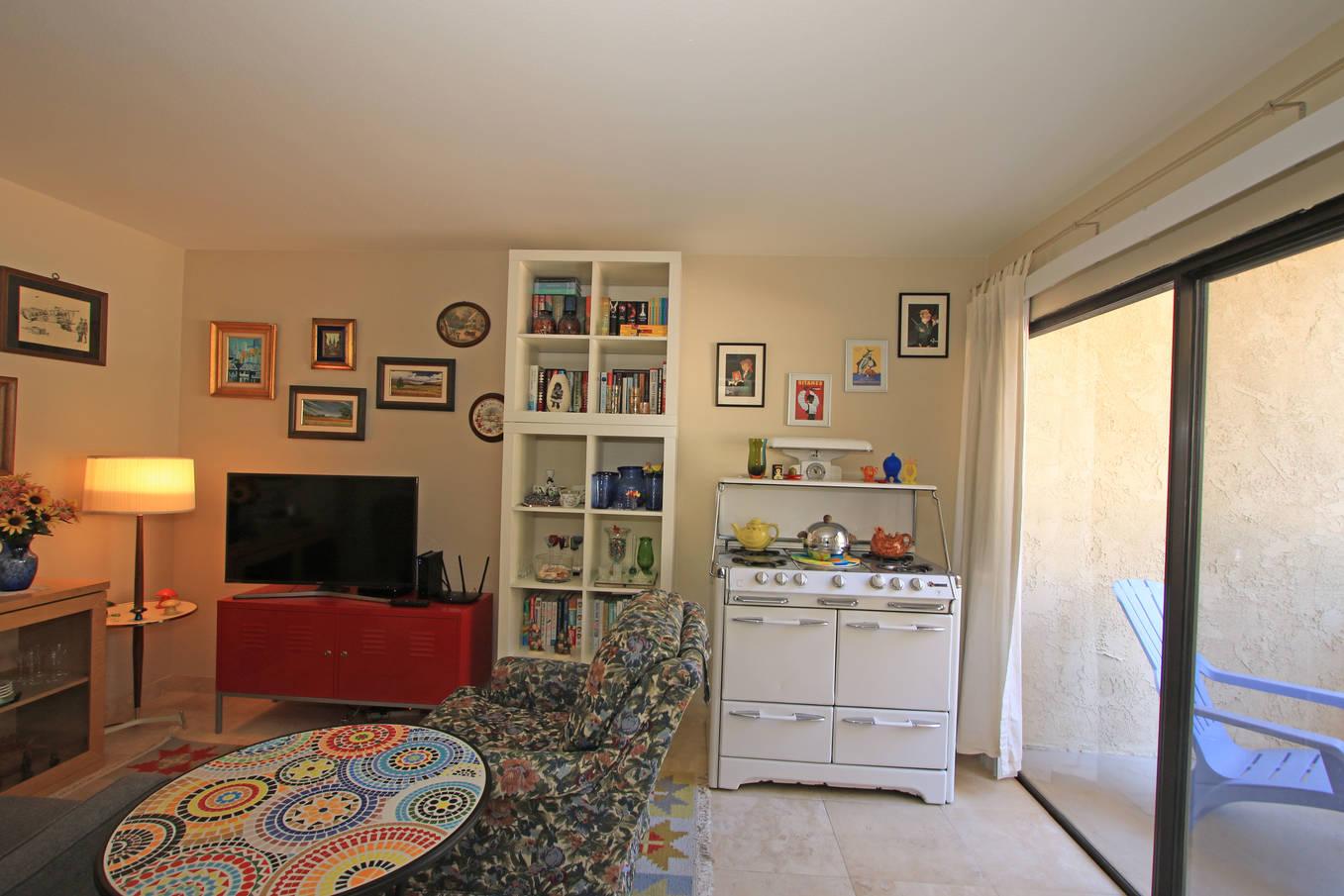 Personal Veranda off Downstairs Bedroom